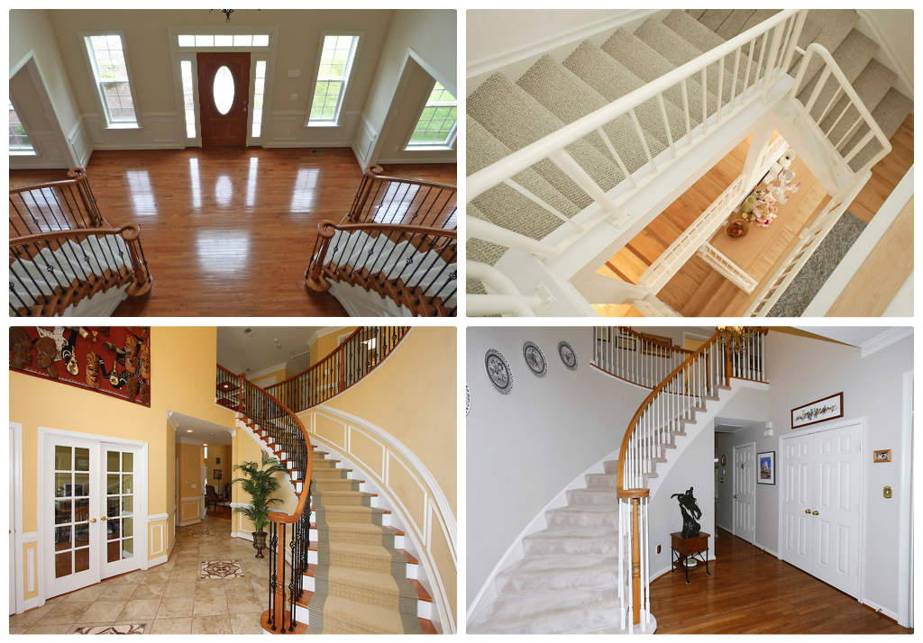 Staircases in CJ Realty Group Sales