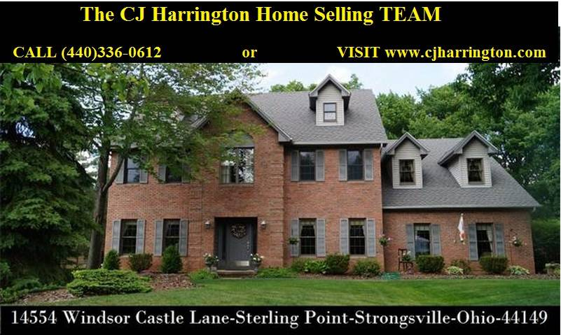 Cleveland oh homes for sale 14554 windsor castle ln for New home builders northeast ohio