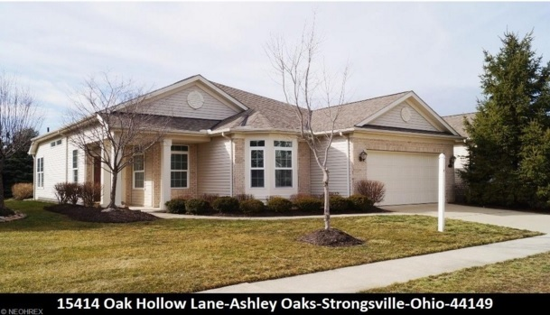 Cleveland OH Homes for Sale - 15414 Oak Hollow Ln - Strongsville, OH 44149 CALL 440-336-0612