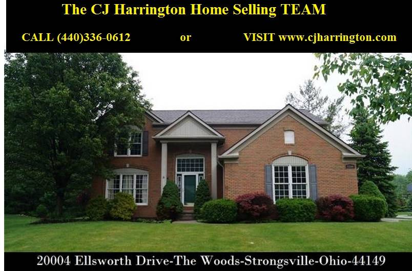 Cleveland OH Homes for Sale - 20004 Ellsworth Dr - Strongsville, OH 44149 CALL 440-336-0612