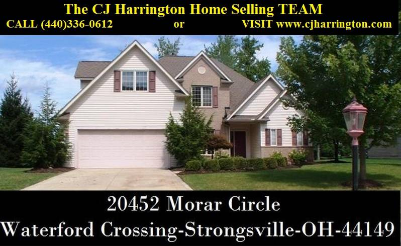 Cleveland Ohio Homes for Sale - 20452 Morar Cir - Strongsville, OH 44149 - CALL 440-336-0612