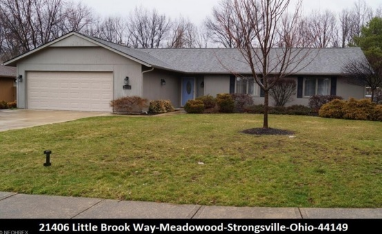 Cleveland Ohio Homes for Sale - 21406 Little Brook Way - Strongsville, OH 44149 CALL 440-336-0612