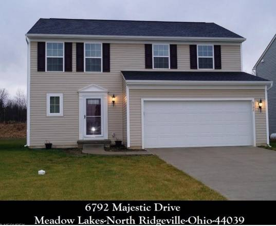 Cleveland OH MLS Listings - 6792 Majestic Dr - North Ridgeville OH 44039 - 440-336-0612