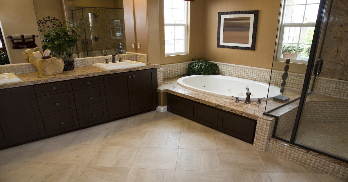 Must Haves For A Home Luxury Bathroom Remodel