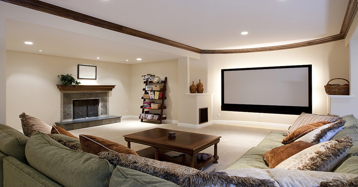 Finished Basements Boost Home Value in Charlotte Basement Houses for Sale