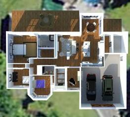 3D Aerial Image