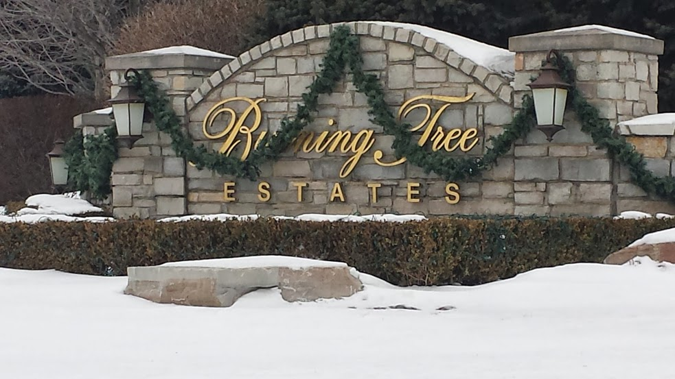 Burning Tree Estates Macomb Twp