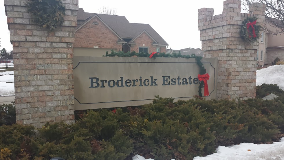 Homes For Sale In Broderick Estates In Chesterfield MI