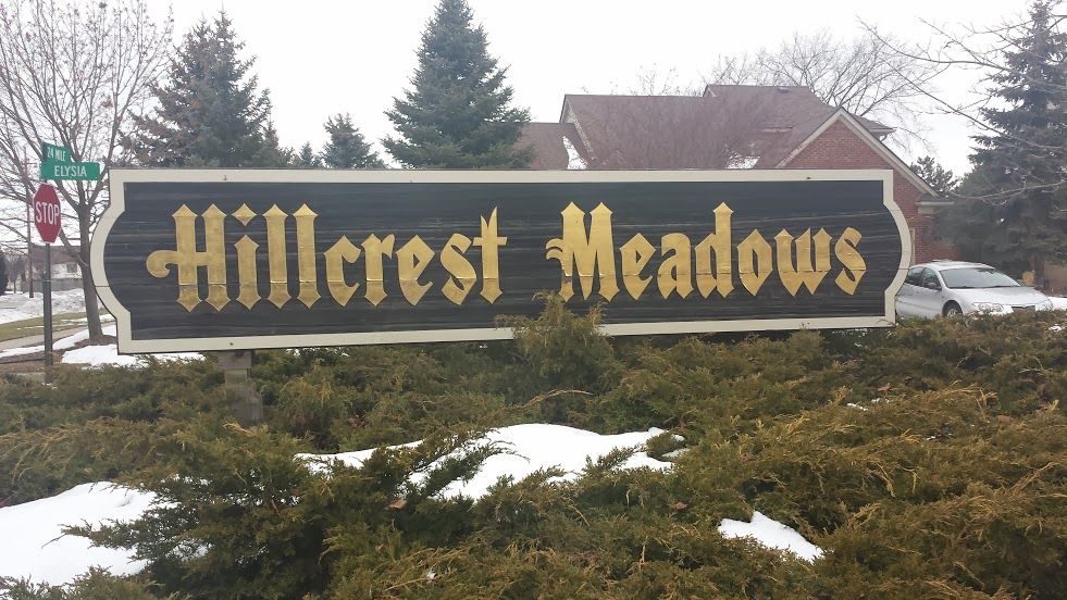 Hillcrest Meadows In Chesterfield Twp MI