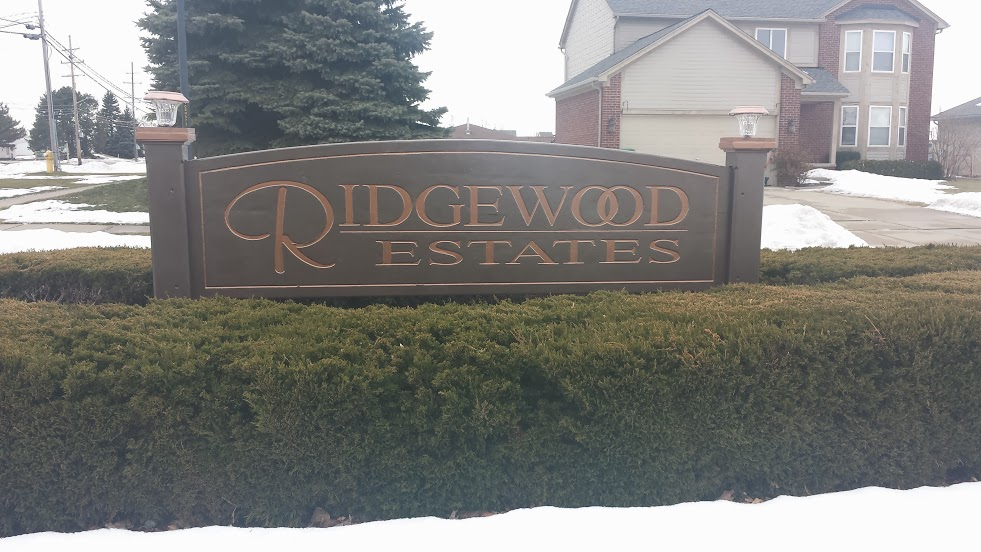 Homes For Sale In Chesterfield Twp Ridgewood Estates