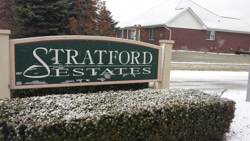 Homes For Sale In Stratford Estates in New Baltimore MI