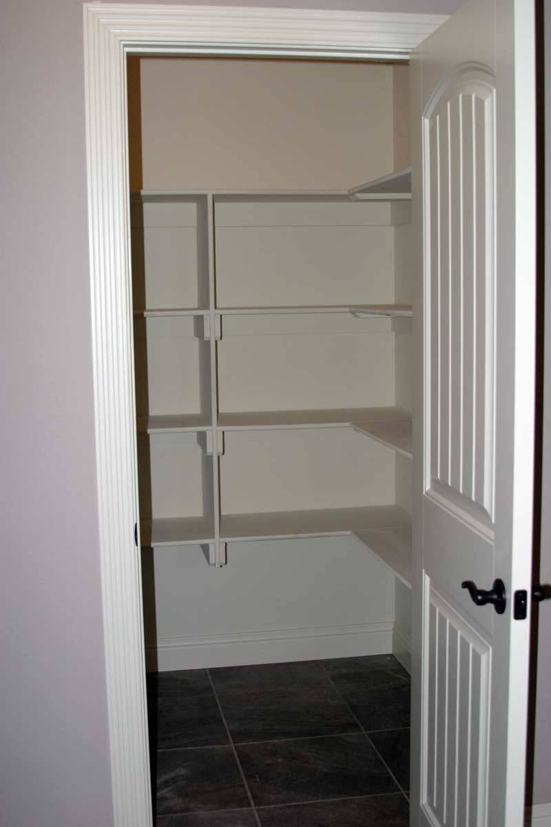 It 39 s more than square feet and shingles for Walk in closet square footage