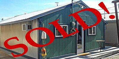 Houseboat The Dalles Marina Sold 2015