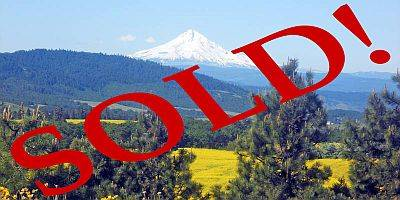 Mott Road Land Sale Lyle WA 2015 Sold