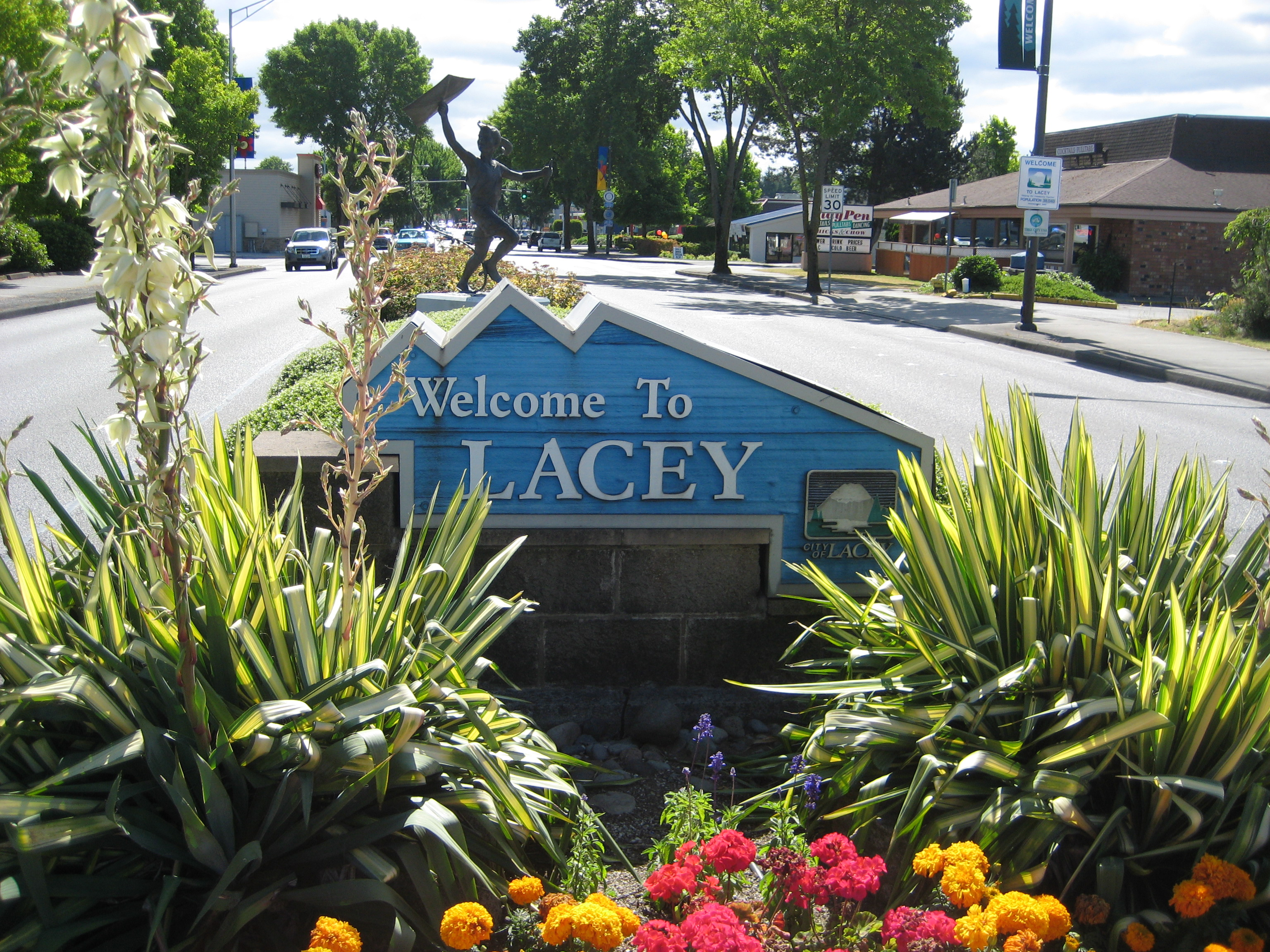 City Of Lacey Water Utilities