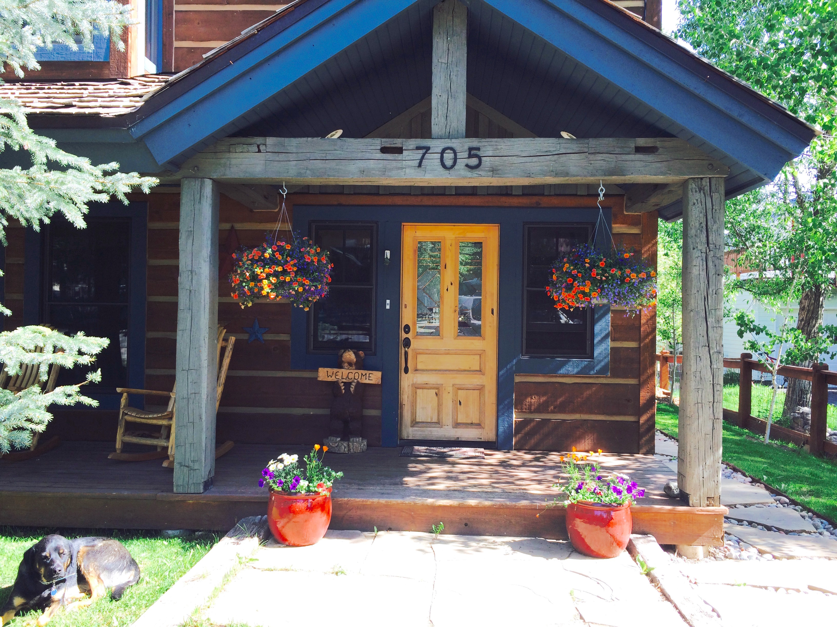 New Listing ~ 705 Teocalli Avenue, Crested Butte