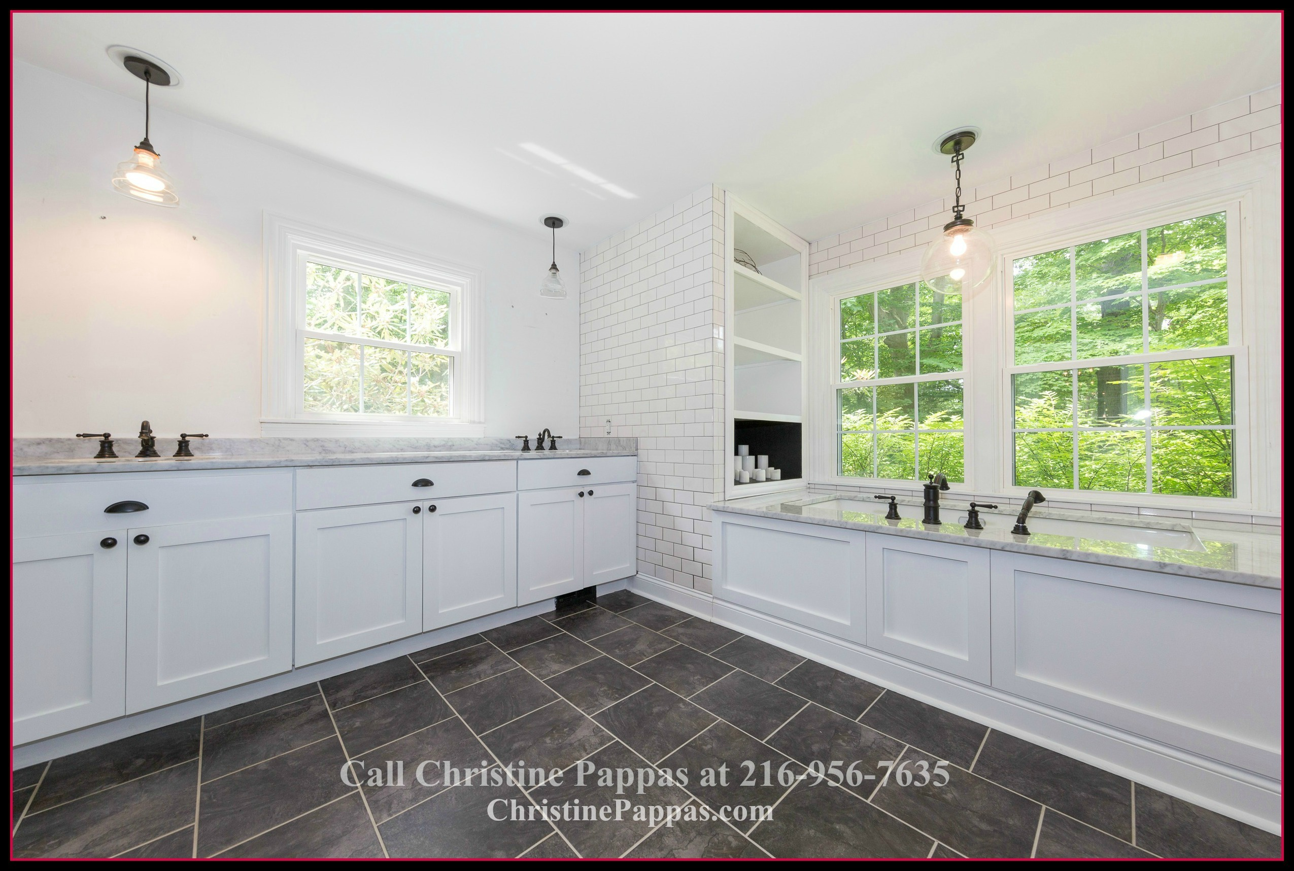 Sophistication is what the master bathroom of this home for sale in Gates Mills OH, exudes - with the spa-like features it brings, you will enjoy your private time.