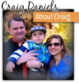 craig and his family