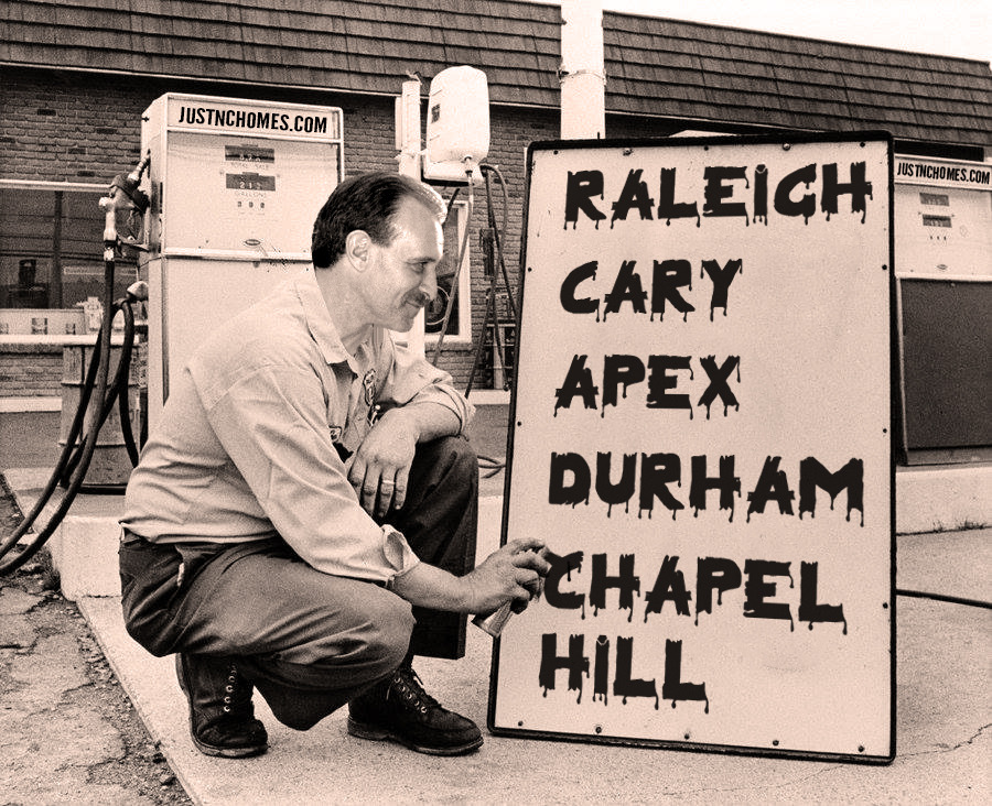 With the Price of Gas so Low Here in the Raleigh, Cary, Apex Area...