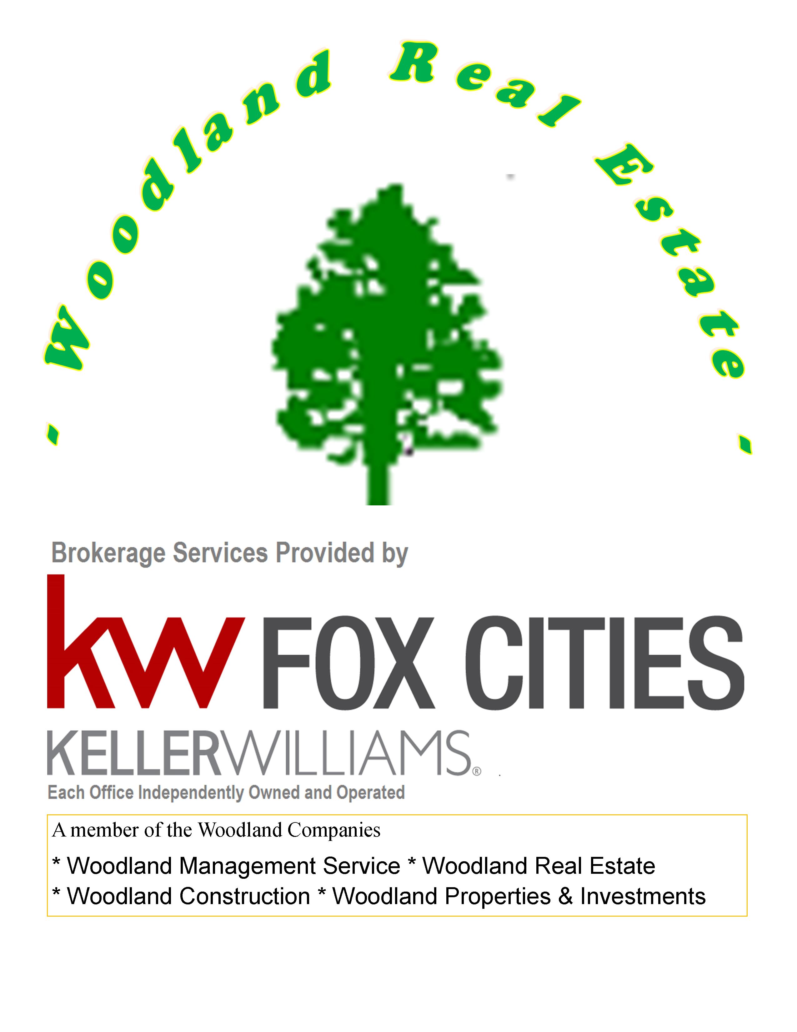 Woodland Real Estate Logo