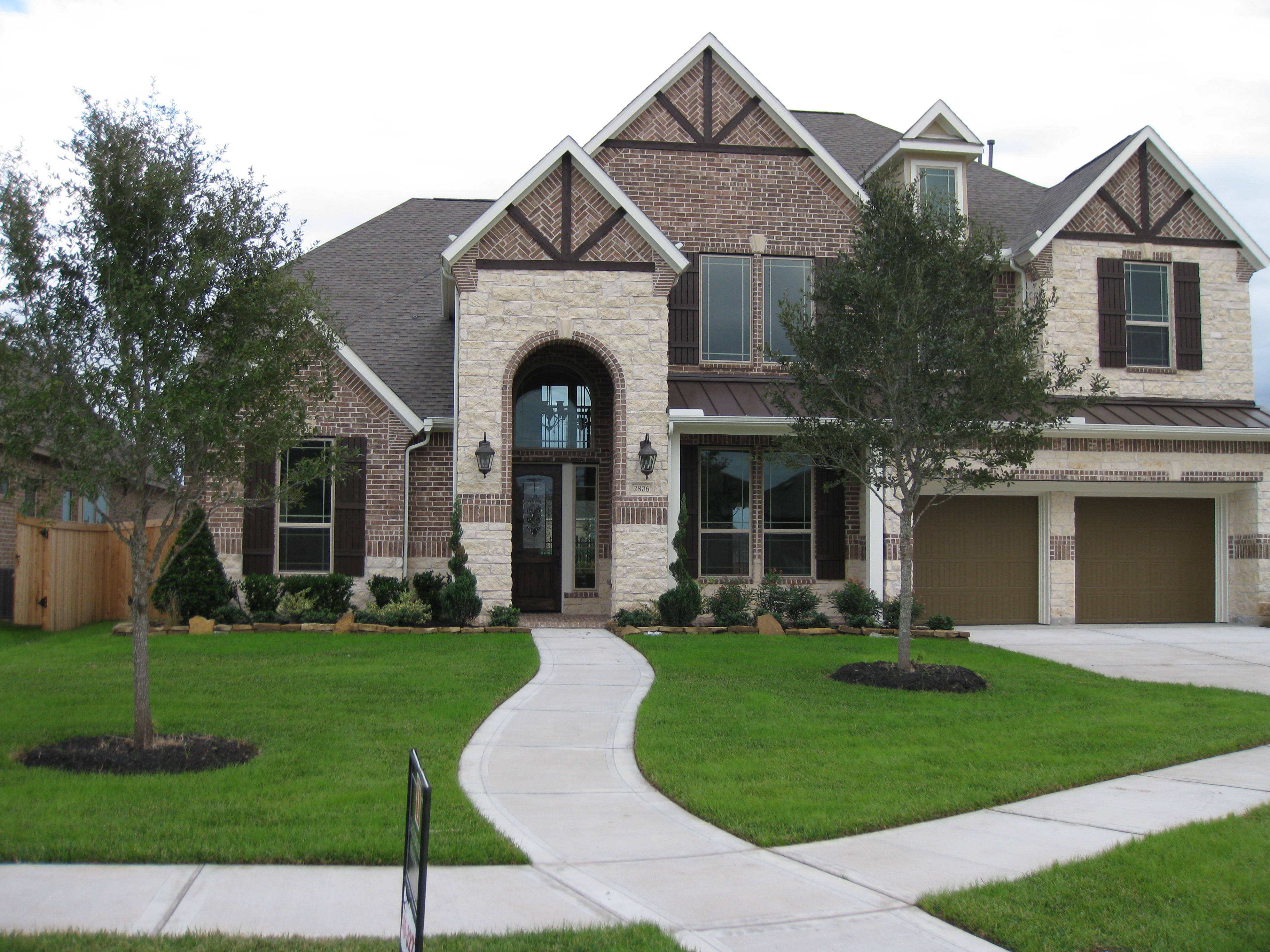 Trendmaker Homes Near Pearland Texas Ready For Move In
