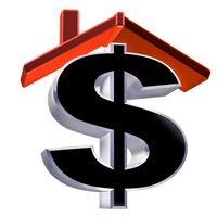 Overpricing a house