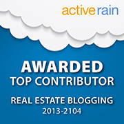 Active Rain Top Contributor Badge