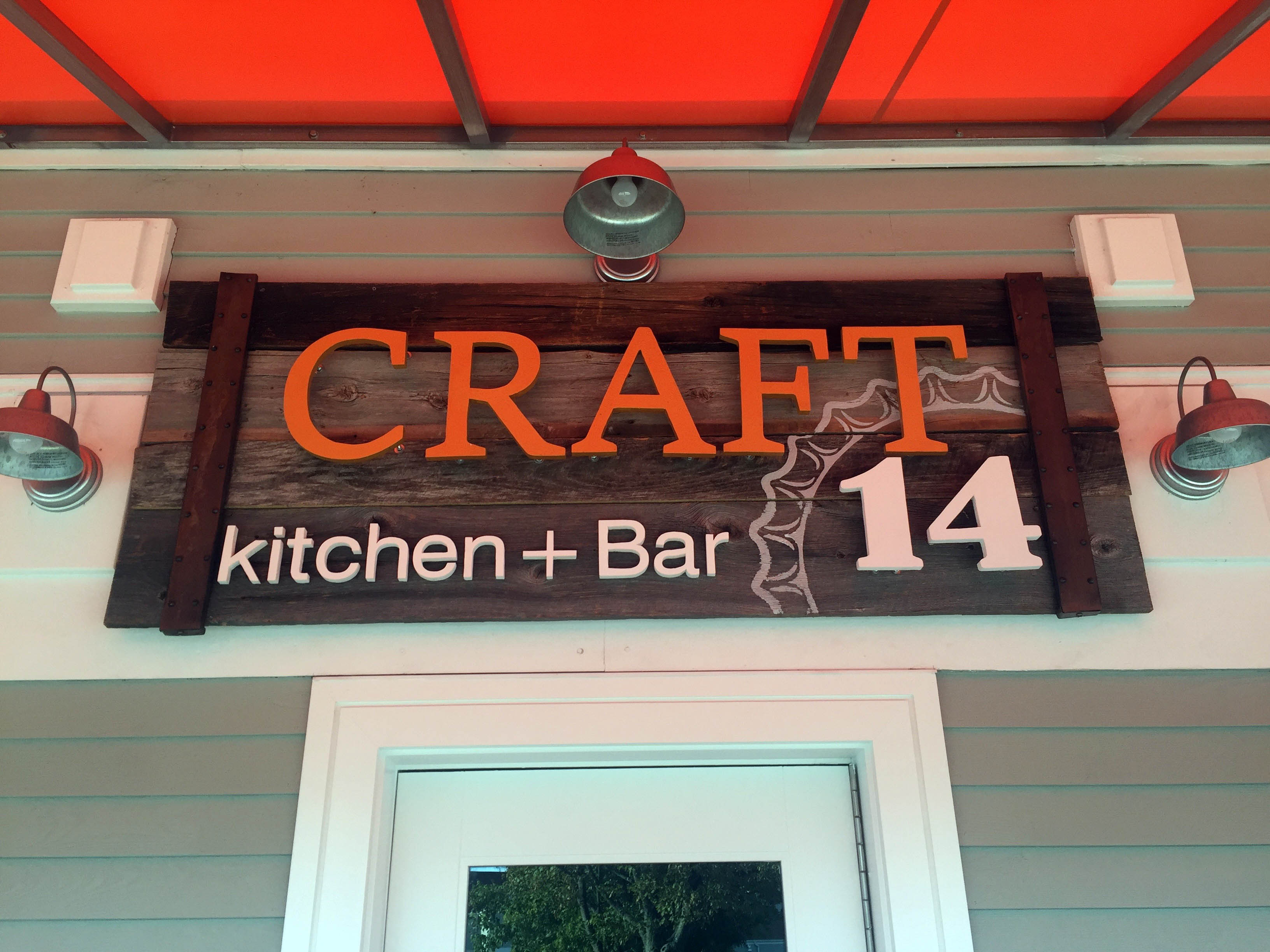Craft 14; New Restaurant in Wilton, CT 06897