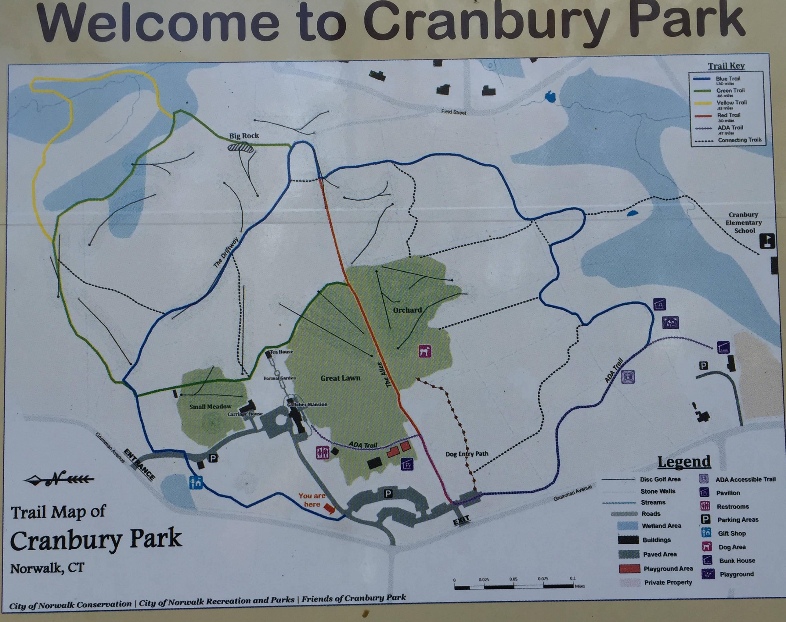 Cranbury Norwalk Ct
