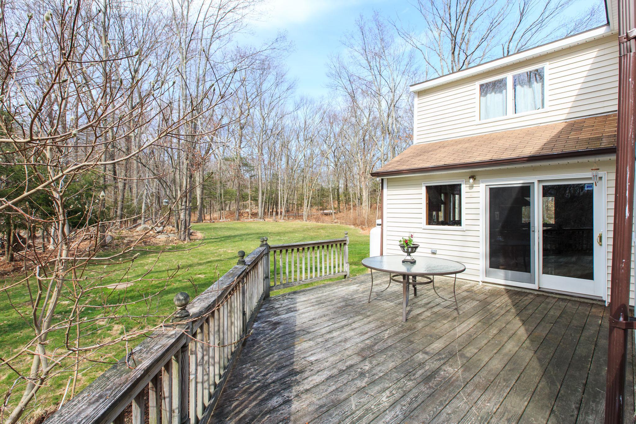 yard deck
