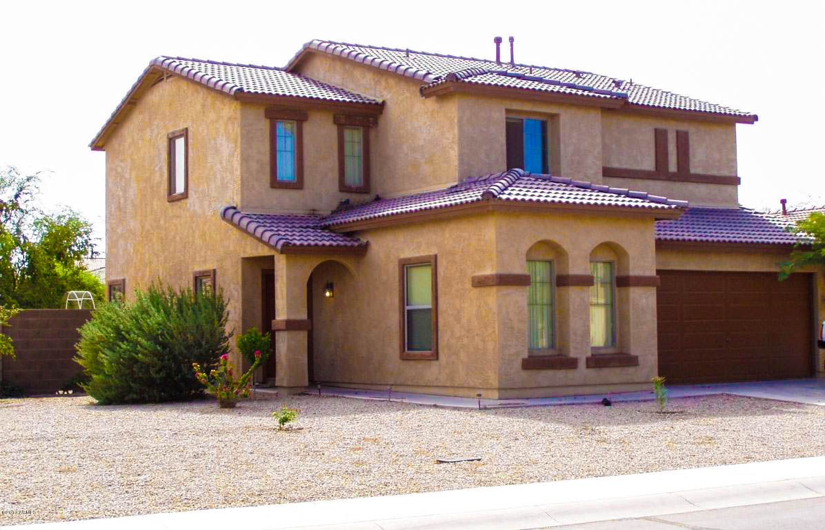 Maricopa affordable 2 story home for sale under 130k in for Cheap two story houses