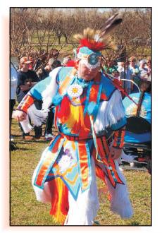 Poarch Creek Indians in Gulf Shores, Al.