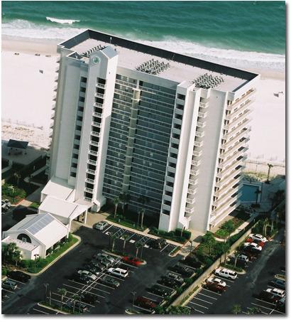 Pelican Pointe Condominiums in Gulf Shores, Alabama