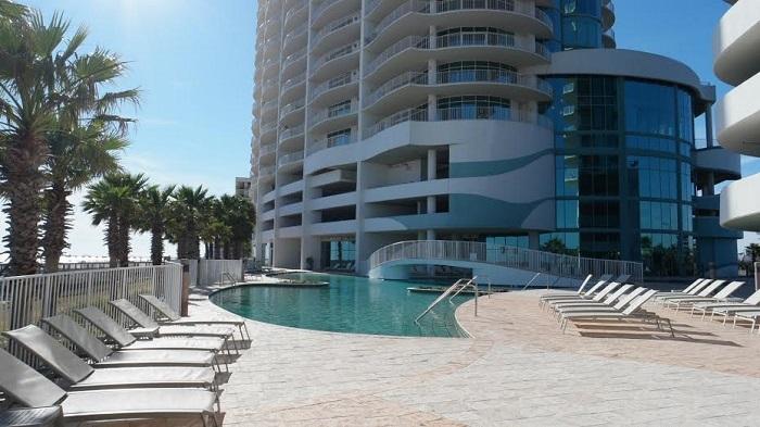 Turquoise Place Condominiums in Orange Beach, Alabama