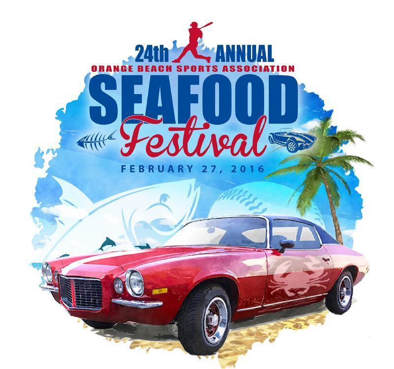 Orange Beach Seafood Festival at The Wharf