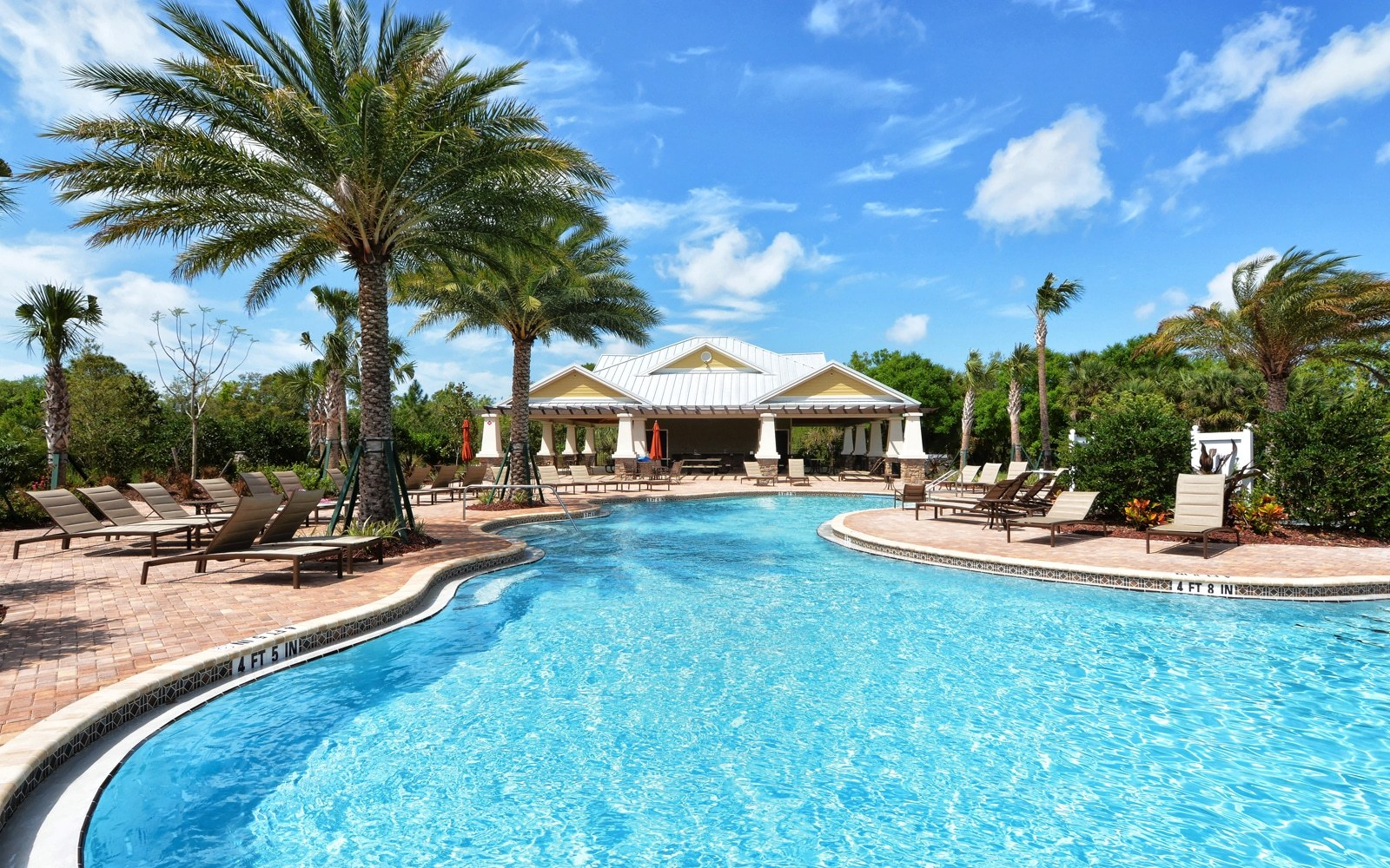 Arbor Lakes on Palmer Ranch Resort style pool Dan Jasmer Realtor in Sarasota