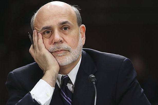 Ben Bernanke Can't Refinance His Mortgage