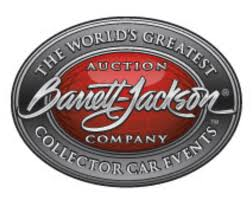 barrett jackson auto auction