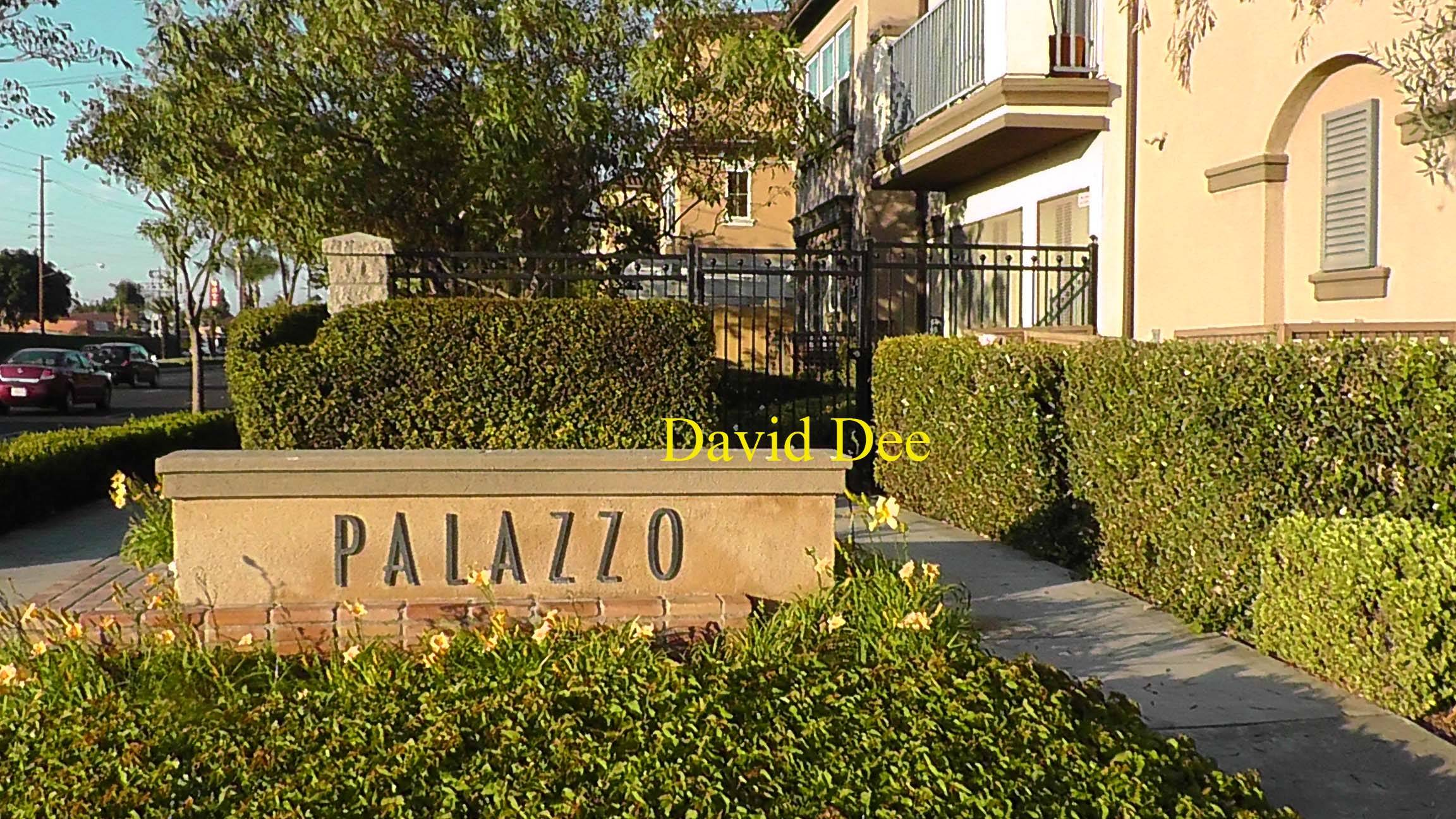 Palazzo Townhomes in Stanton CA