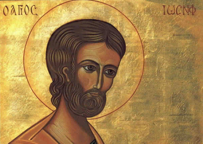 Saint Joseph The Carpenter Helps In Ing Houses