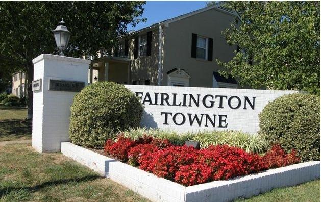 Fairlington Towne Homes For Sale Alexandria Va 22302 Ma