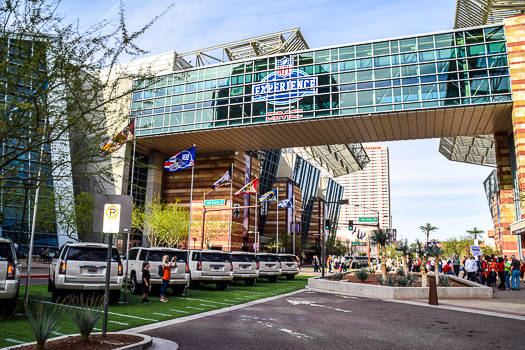 My Phoenix Super Bowl Experience - Sadly, I am not Goin