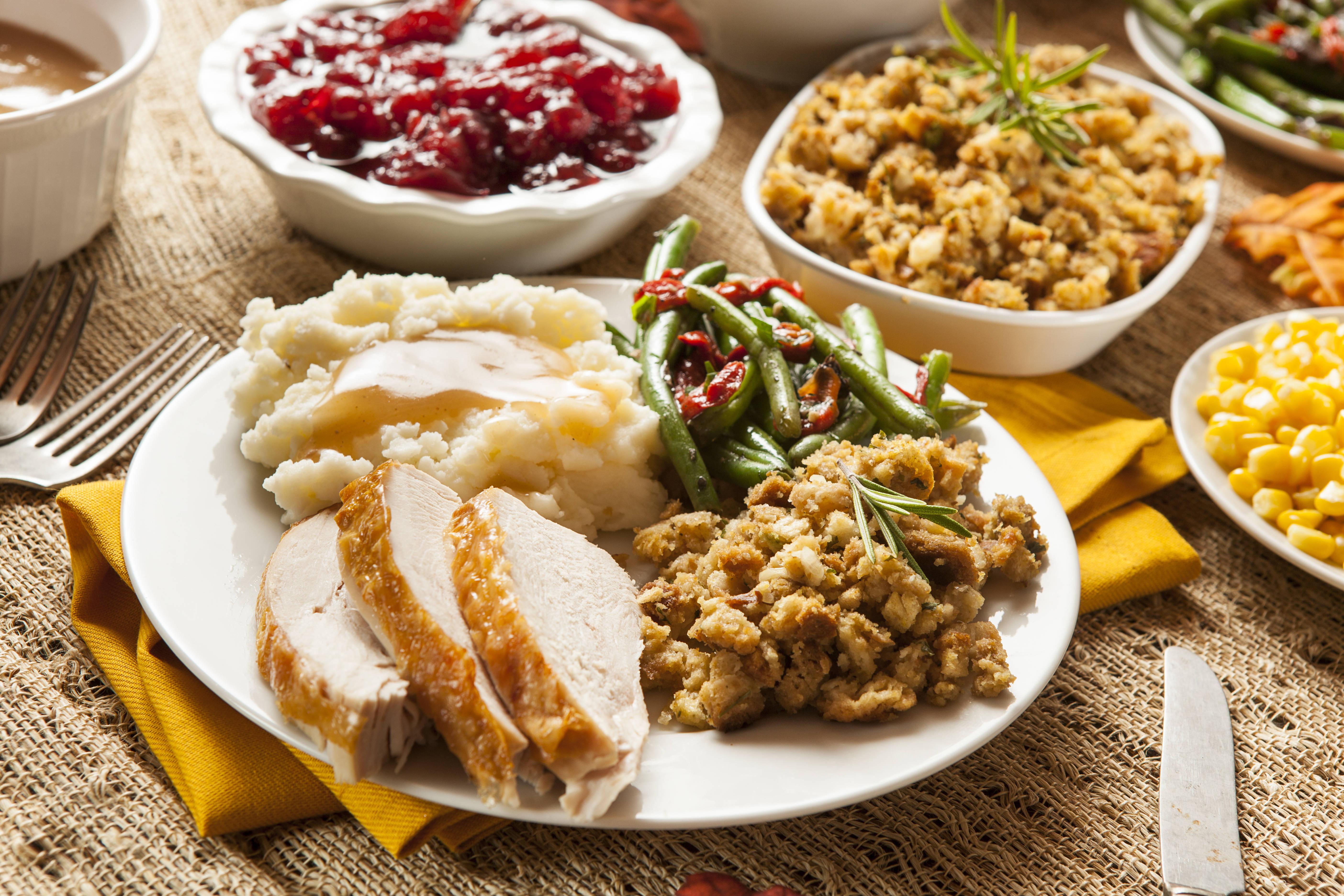 Thanksgiving menu ideas - Ideas cenas saludables ...