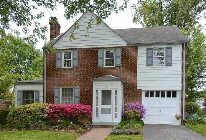 Colonial in Indian Spring Silver Spring MD