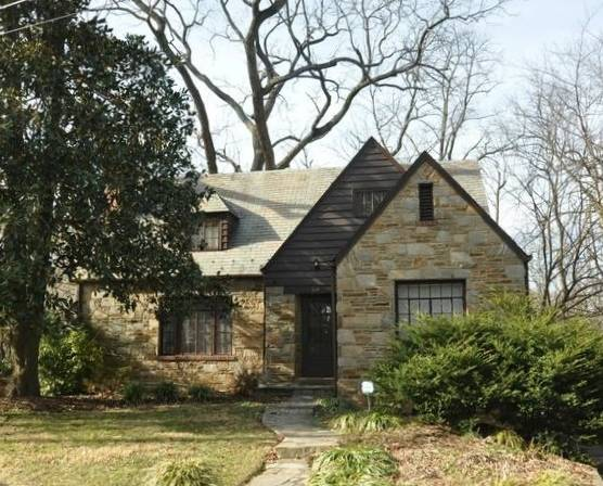 Stone Tudor in North Hills Silver Spring MD