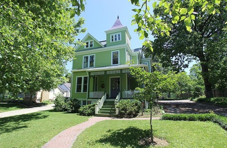 Victorian in Takoma Park MD