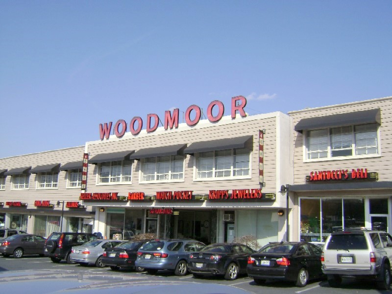 Woodmoor Shop Center - Silver Spring
