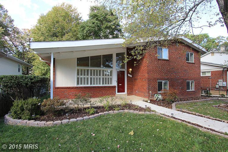 Mid Century Modern - Forest Knolls Silver Spring