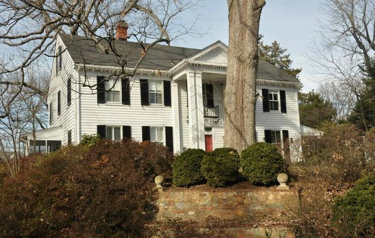 Old Brunett House in North Hills Silver Spring MD