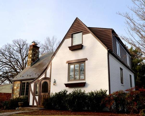 North Hills Silver Spring Tudor Home